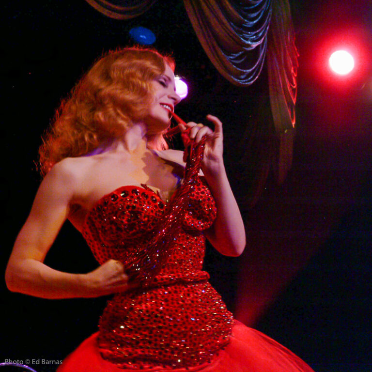 Tease-O-Rama Saturday night show at Bimbo's
