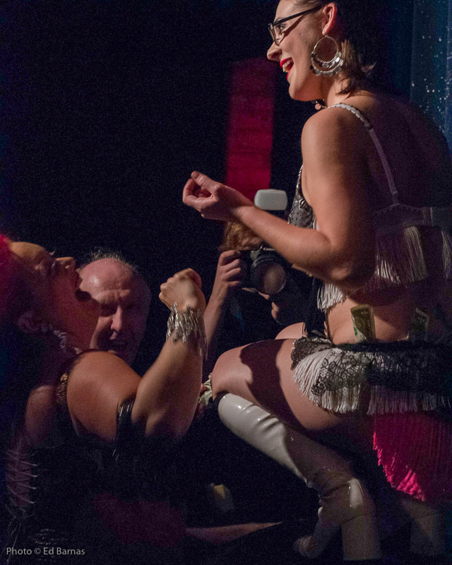 7th Annual New York Burlesque Festival - Teaser Party at Public Assembly