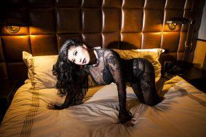 Calamity Chang (photo Bettina May)