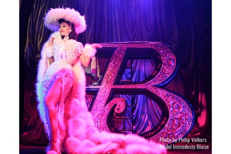 Immodesty Blaize by Philip Volkers