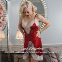 Lana Collection: Red Slip