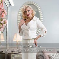 Lana Collection: White